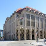 Warenhaus Zum Strauß Görlitz