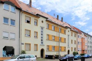 Wohnhaus Adolph-Menzel-Straße 34/36 Gohlis