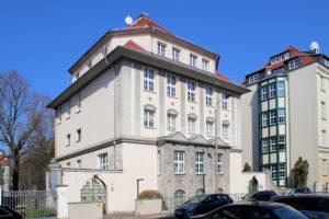 Wohnhaus Ehrensteinstraße 9 Gohlis