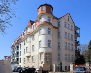 Wohnhaus Ehrensteinstraße 39 Gohlis