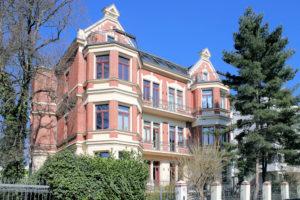 Wohnhaus Fritz-Seger-Straße 23 Gohlis