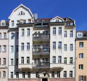 Wohnhaus Menckestraße 10 Gohlis