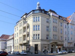 Wohnhaus Gohliser Straße 19 Gohlis