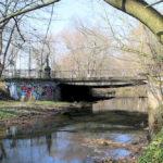 Gohlis, Gohliser Wehrbrücke
