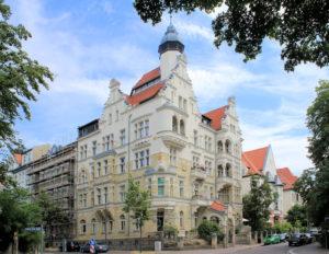 Wohnhaus Ludwig-Beck-Straße 18 Gohlis