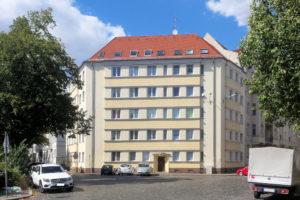 Wohnhaus Max-Metzger-Straße 7/Saasstraße 23 Gohlis