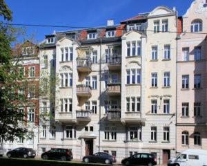 Wohnhaus Menckestraße 14 Gohlis