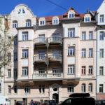 Wohnhaus Menckestraße 12 Gohlis
