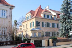 Wohnhaus Poetenweg 35 Gohlis