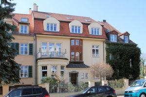 Wohnhaus Poetenweg 37 Gohlis