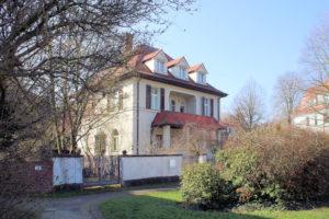 Villa Poetenweg 19 Gohlis