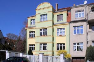Wohnhaus Prellerstraße 9 Gohlis