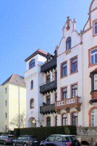 Wohnhaus Prellerstraße 56 Gohlis