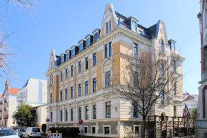 Doppelwohnhaus Prellerstraße 46/48 Gohlis