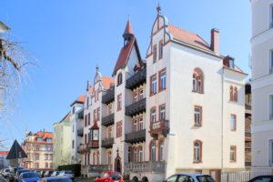 Doppelwohnhaus Prellerstraße 54/56 Gohlis