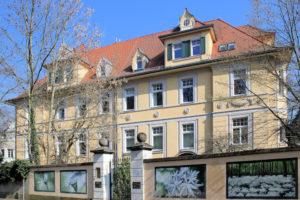 Doppelwohnhaus Primavesistraße 9/10 Gohlis