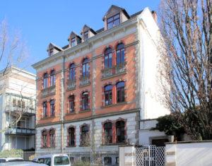 Wohnhaus Richterstraße 12 Gohlis