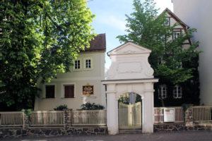 Schillerhaus Gohlis