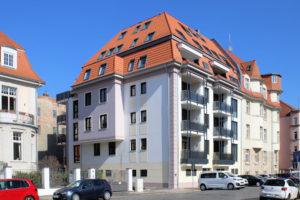 Wohnhaus Ehrensteinstraße 37 Gohlis