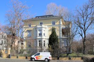 Villa Erfurter Straße 4 Gohlis