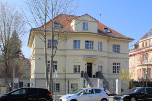 Villa Poetenweg 47 Gohlis