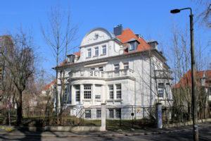 Villa Prellerstraße 1 Gohlis