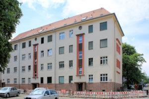 Wohnhaus Wilhelm-Plesse-Straße 33 bis 37 Gohlis