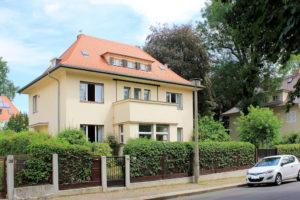 Wohnhaus Ludwig-Beck-Straße 22 Gohlis