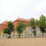 Gestüt Graditz, Herrenhaus