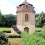 Gestüt Graditz, Pavillon im Park