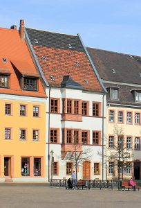 Wohnhaus Markt 11 Grimma
