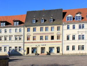 Wohn- und Geschäftshaus Markt 18 Grimma