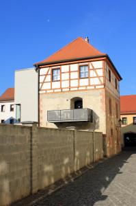 Wohnturm in Grimma