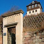 Klingerhaus Großjena, Portal