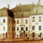 Herrenhaus Großzschepa (Quelle: Informationstafel)