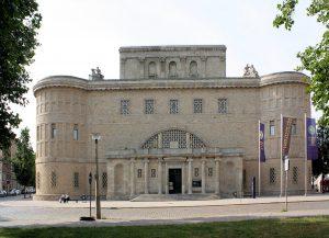 Landesmuseum für Vorgeschichte Sachsen-Anhalt in Halle/Saale
