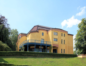 Villa Esche in Chemnitz-Helbersdorf