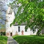 Die Kirche in Gundorf