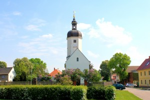 Kirche in Leipzig-Rehbach