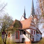 Die Gnadenkirche in Wahren