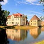 Altes und Neues Herrenhaus in Kahnsdorf