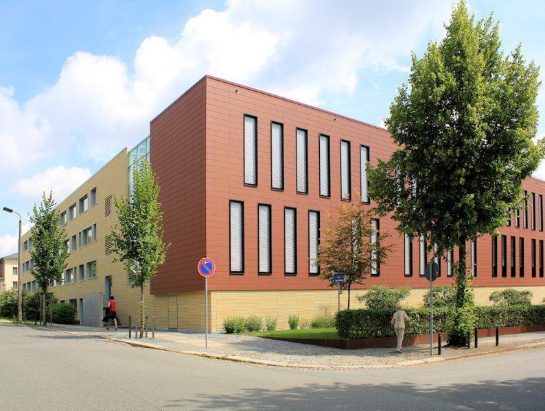 Amtsgericht chemnitz neubau ka berg stadt chemnitz artikel artikel berichte - Architekt chemnitz ...
