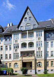 Wohnhaus Barbarossastraße 79 Kaßberg