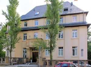 Ehem. Chemnitzer Gewerbekammer Kaßberg