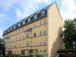Wohnhaus Erich-Mühsam-Straße 36 Kaßberg