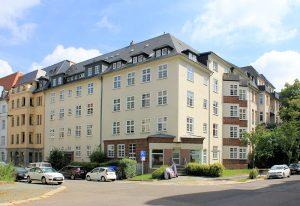 Wohnhaus Erich-Mühsam-Straße 18