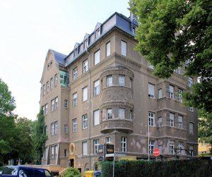 Wohnhaus Heinrich-Beck-Straße 64 Kaßberg