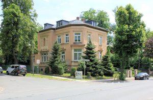 Villa Barbarossastraße 10 Kaßberg