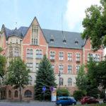Kaßberg, Kaiserl. Oberpost- direktion (Postschule)