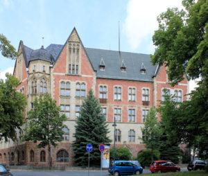Kaiserliche Oberpostdirektion Chemnitz-Kaßberg (Postschule)